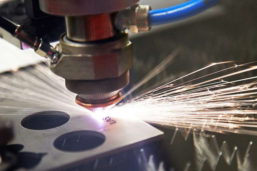 cięcie blach laserem